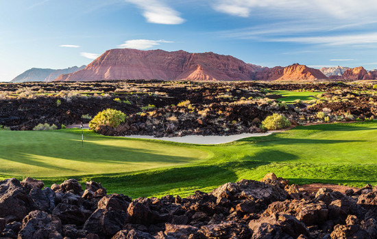 Entrada at Snow Canyon - CNN Names 19 Golf Course You Must Play Before You Die