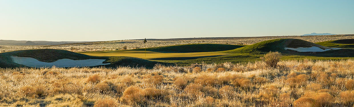Copper Rock Golf Course in St. George, Utah Photo By Brian Oar