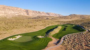 Copper Rock Golf Course in St. George, Utah Photo By Brian Oar